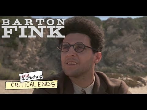 "Michael Berenbaum, ACE Discusses Happy Accidents on the Set of ""Barton Fink"""