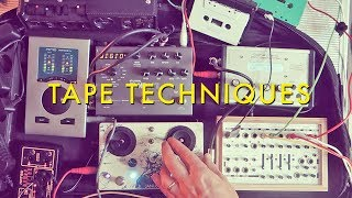 Tape Ambient Music Techniques | Making Of C45