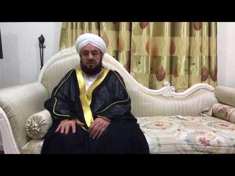доктор Усман о шейхе Саиде Афанди