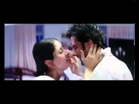 Kareena Kapoor Hot Kiss Video