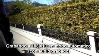 prueba de la cmara del bq aquaris m5 video en modo automtico slowmotion y fotos