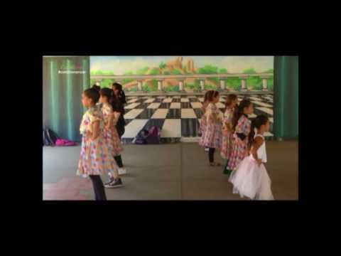 Projeto Criança - Escravos de Jó -  Dança