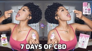 I TRIED CBD FOR ANXIETY | My Results + Benefits Ft Sugar & Kush
