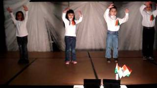 Nanha Munna Rahi Hoon Indian Republic Day Erie PA 2010