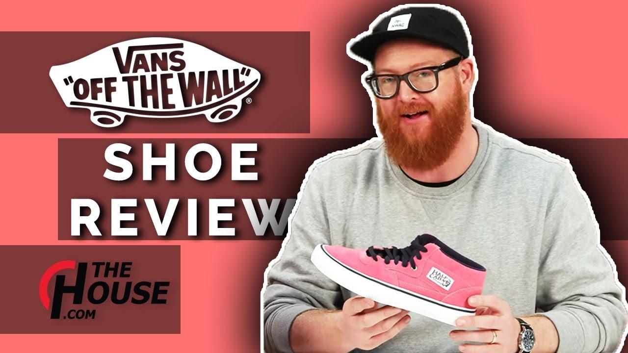 2019 Vans Half Cab Pro Skate Shoes