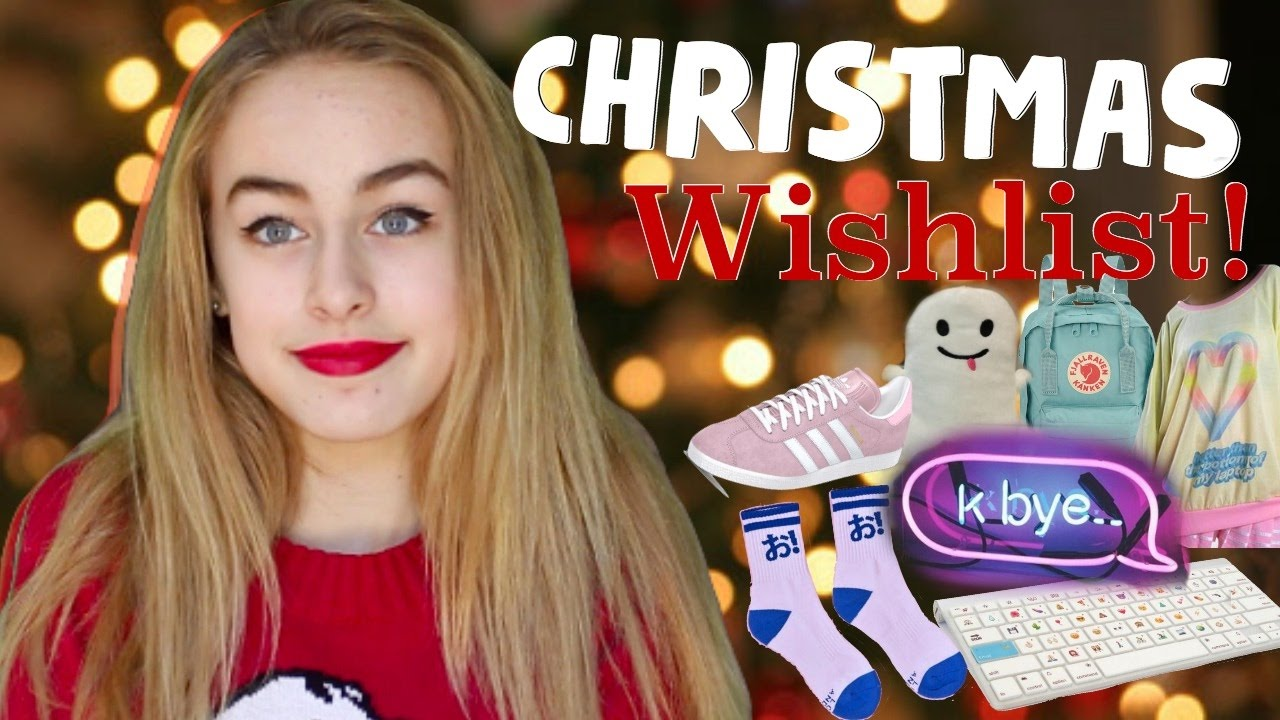 christmas wishlist 2016 25 things girls want for christmas
