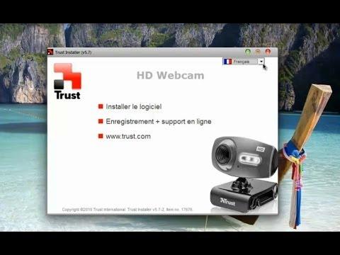 TRUST WEB CAMERA 14823 DRIVER PC