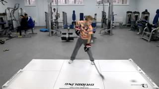 Хоккейный тренажер Dribbling Professional