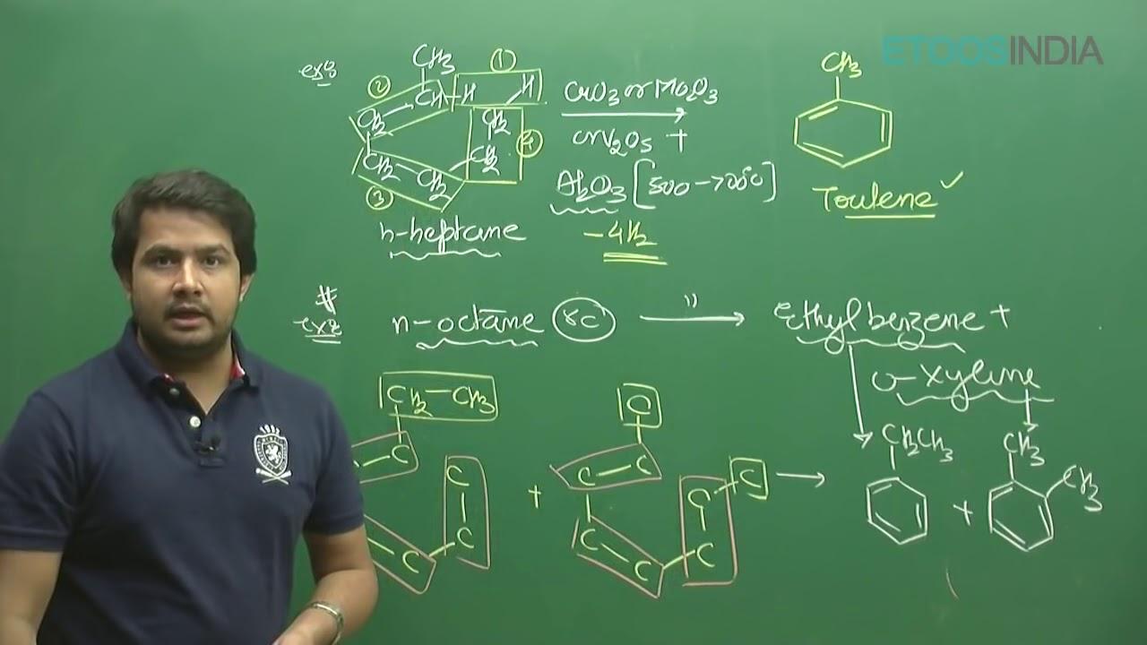 Benzene | NEET | Chemistry by Divyesh Tiwari (DT) Sir (ETOOSINDIA COM)