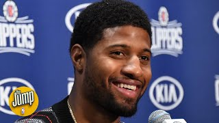 The NBA is in some trouble if Paul George is better than last year - Zach Lowe | The Jump