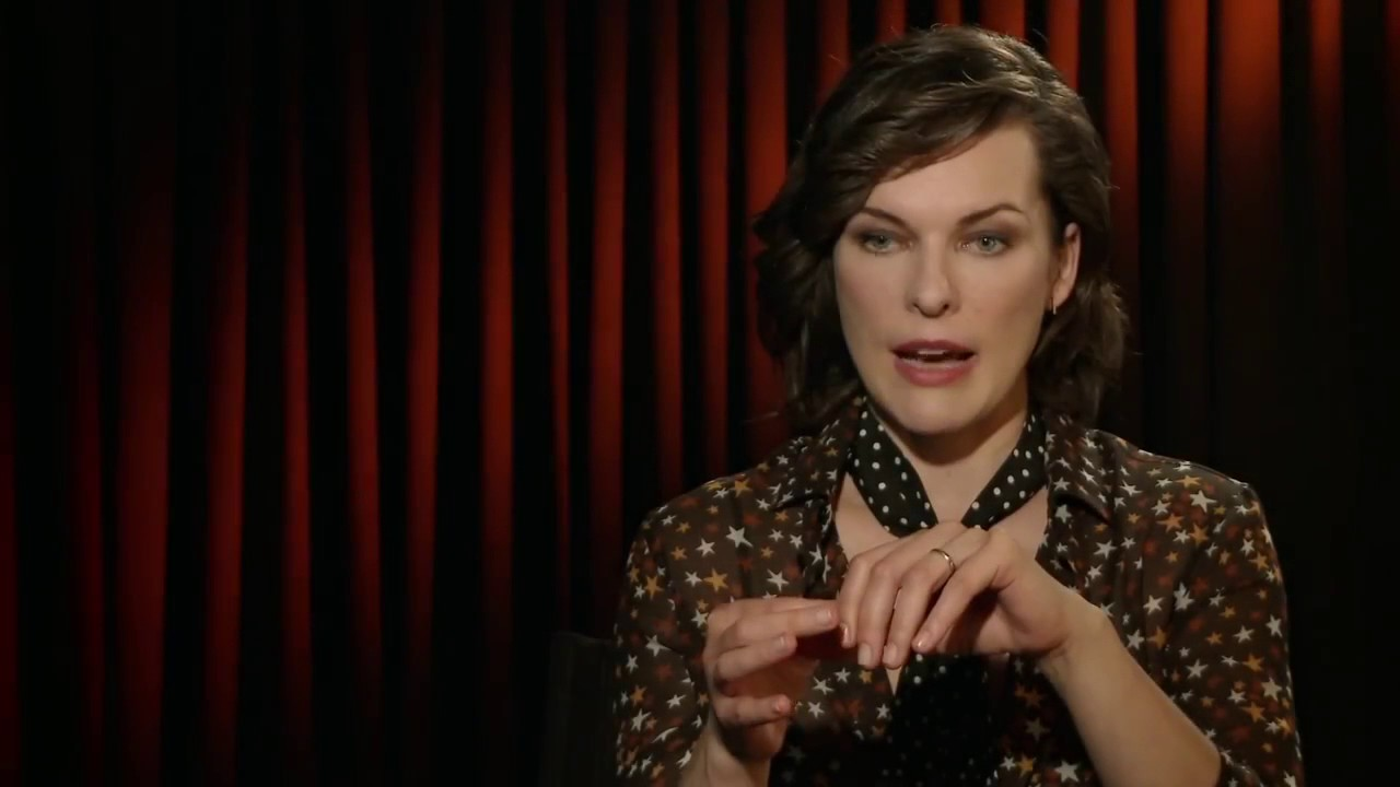 Alice Returns In New Resident Evil The Final Chapter Featurette