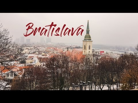 Ce Poti Vizita Intr-o Zi In Bratislava - Slovacia