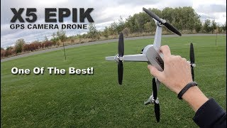 En İyi JJPRO X5 EPİK GPS Kamera İHA - Bir!