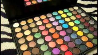NEW 88 Kaleidoscope Color Eyeshadow Palette! Exclusive! Thumbnail