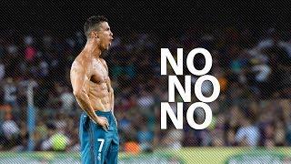 Cristiano Ronaldo 2017/18 • No No No • Skills & Goals | HD