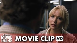 "JOY starring Jennifer Lawrence Movie Clip ""You Said That"" (2015) HD"
