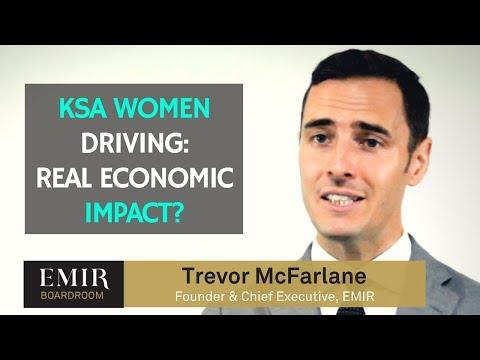 KSA Women Driving: Real Economic Impact? | EMIR Boardroom