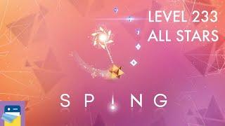 SP!NG: Level 233 All Stars Walkthrough & iOS Apple Arcade Gameplay (by SMG Studio)