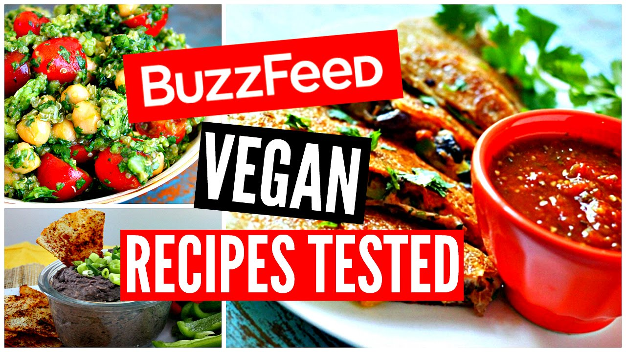 Buzzfeed food recipes tested vegan taste test youtube forumfinder Image collections