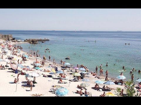 Odessa is the greatest beach in Ukraine