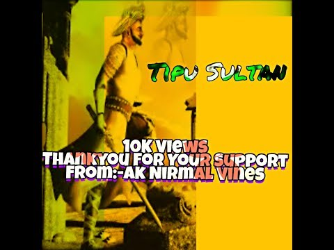Tipu Sultan New Dj Song Remix With Dialogues.2017