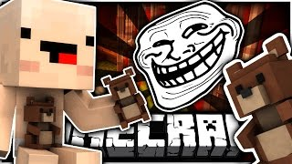 Minecraft: NOT GROWN UP TROLL | CRUNDEE CRAFT