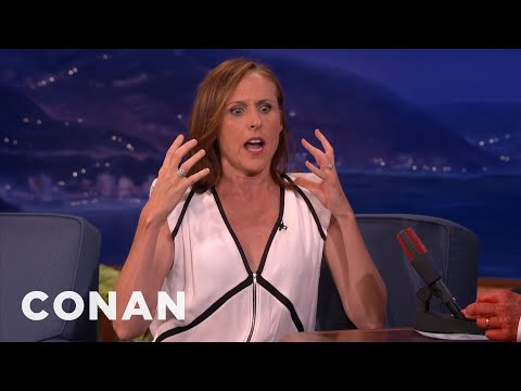 Molly Shannon: The TSA Makes Me Feel Orgasmic