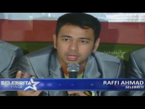 KEREN!!! Raffi Ahmad Terpilih Jadi KETUA PARSI Kalahkan Artis Senior ~ Gosip Terbaru 27 September