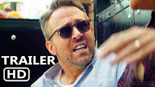H TMANS W FES BODYGUARD Trailer 2021 Ryan Reynolds Samuel L. Jackson Hitmans Bodyguard 2