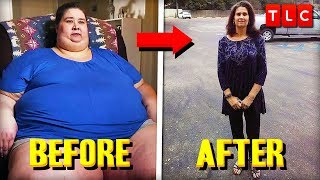 MOST AMAZING Transformations On My 600-lb Life