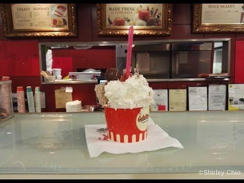 Gelatissimo Ice Cream Cakes