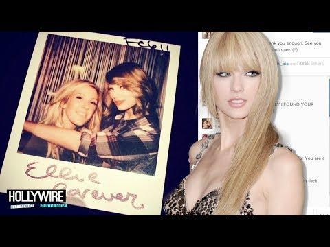 Taylor Swift Chops Off Hair In Public! (VIDEO)