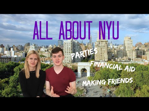 HOW TO NYU | All about NYU parties, financial aid, academics and more!