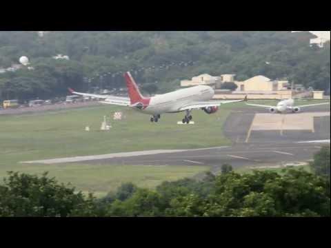Air India Airbus A330-200 @ MAA