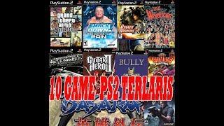 10 GAME PS2 TERLARIS