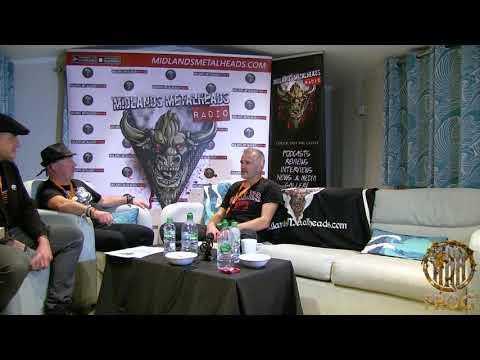 Interview with Jump (John Dexter Jones) HRH Prog 7