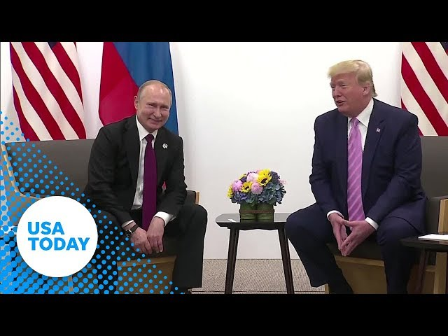 President Donald Trump on hot-button issues at G-20 | USA TODAY