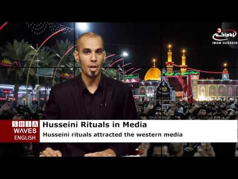 Huge publicity for Imam Hussein's rituals among western media