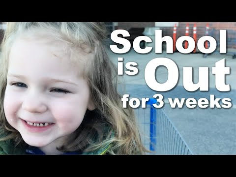 Schools Shut Down  Autism and a Change of Schedule DITL
