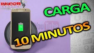 CARGA TU TELÉFONO EN 10 MINUTOS (FALSO) LEE LA DESCRIPCIÓN!!