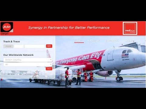 Air Asia Cargo Tracking,Air Asia Air Cargo Tracking Status