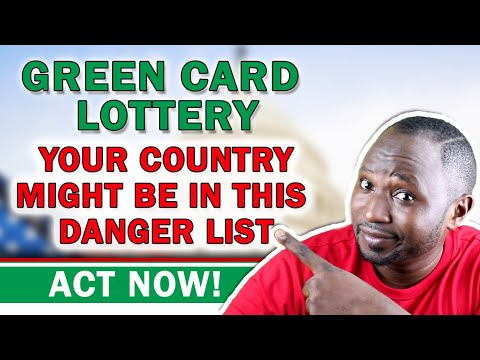 GREEN CARD LOTTERY INELIGIBILITY - List Of Next Countries To Be Removed From Applying