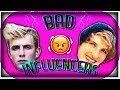 JAKE PAUL and LOGAN PAUL BAD INFLUENCE'RS [CONFIRMED]