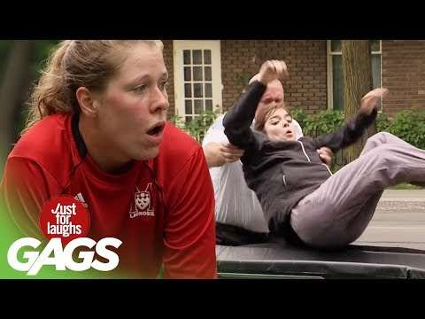 The Worst Paramedics in History - Just For Laughs Gags