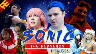 SONIC THE HEDGEHOG: THE MUSICAL MOVIE TRAILER [by Random Encounters] (w/ Adrisaurus & FamilyJules)