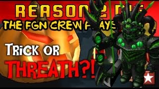 The FGN Crew Plays: Roblox - Reason 2 Die Trick or Threat (PC)