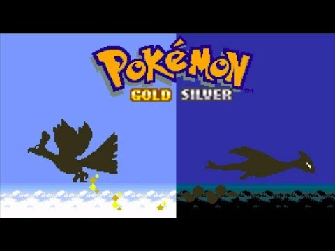Must Catch Them All! Let's Play Pokemon Silver #10