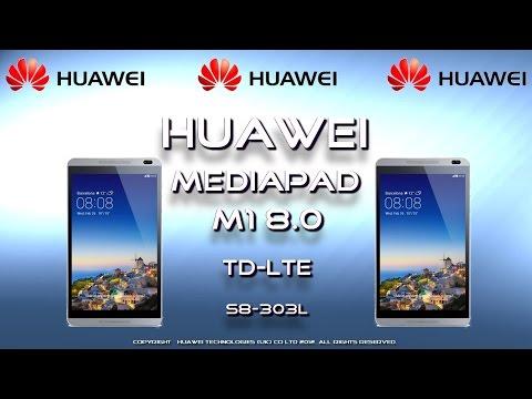 Huawei Mediapad M1 8.0 TD-LTE S8-303L