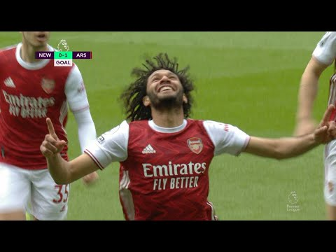 Newcastle Arsenal Goals And Highlights