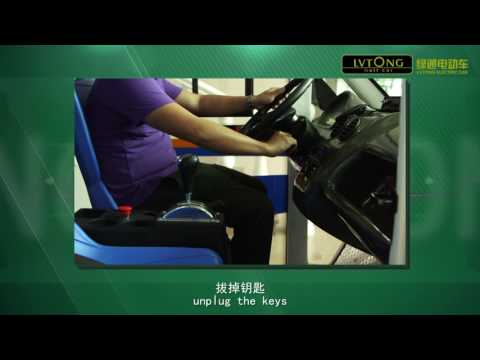 Hướng dẫn bảo dưỡng và sạc bình diện ô tô điện LVTONG
